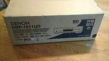 New!  Denon  DBP-1611UD HDMI Universal Audio/Video 3D Blu-Ray Disc DVD Player