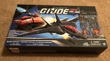 GI Joe 50th Anniversary Silent Strike NEW MIB Skystriker Hiss Tank Night Patrol