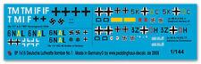 Peddinghaus 1/144 1615 Fuerza Aerea Alemana Bombero No1