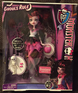 Monster High Draculaura Ghouls Rule NIB