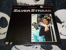 Silver Streak NEW SEALED Widescreen Laserdisc LD Gene Wildes Free Ship $30 Order