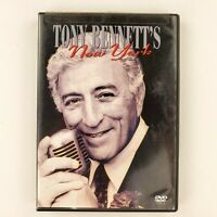 Tony Bennett's New York DVD, 2004 Features 20 Songs, Archived Footage, & More