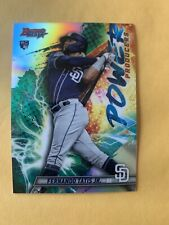 2019 Bowman's Best FERNANDO TATIS JR. Power Producers Refractor Rookie RC Qty