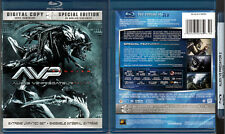 2-Disc Blu-ray ALIENS VS PREDATOR REQUIEM Extreme UNRATED Region A OOP NEW