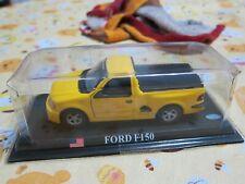 delPrado - Scale 1/43 - Ford F-150 - Yellow - Mini Toy Car - A6