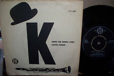 ACKER BILK,  UNDER THE DOUBLE EAGLE,  PYE RECORDS 1958  EX/EX+