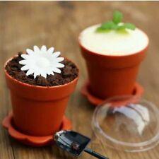 20pcs Plastic Tiramisu Cup Flower Pot Cake cups Cake Cupcake Party Dessert Cup