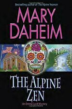 The Alpine Zen (Emma Lord Mysteries (Paperback)) by Daheim, Mary Book The Cheap
