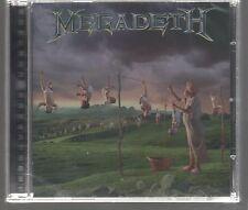 MEGADETH YOUTHANASIA  CD CAPITOL SIGILLATO!!!