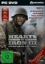 Hearts of Iron 3 Complete Edition Deutsch OVP Neuwertig