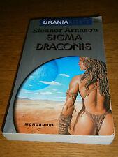 Eleanor Arnason, Sigma Draconis, Mondadori Urania Argento