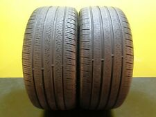 2 TIRES PIRELLI CINTURATO P7 ALL Season  245/40/18 93H  60%LIFE #23594