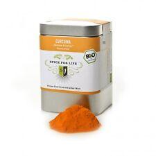 Spice for Life Bio Curcuma  gemahlen - 70 g - Dose