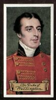 Tobacco Card,Carreras,CELEBRITIES OF BRITISH HISTORY,1935,Duke of Wellington,#37