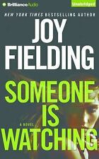 Someone Is Watching by Joy Fielding (2016, CD, Unabridged)