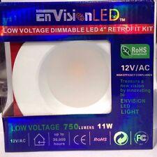 """LOW VOLTAGE DIMMABLE LED 4"""" RETROFIT 3000K"""