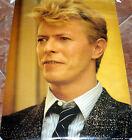 DAVID BOWIE MANIFESTO POSTER 1983 - PLAKAT- AFFICHE - CARTEL