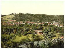 Kosen Les Bains Thuringia A4 Photo Print