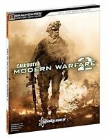 Call of Duty: Modern Warfare 2 Signature Series Strategy Guide, BradyGames | Pap
