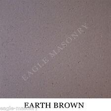 Concrete Pavers :  EARTH BROWN  400x400x45