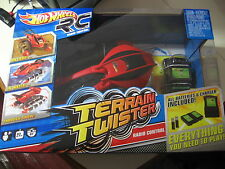 Hot Wheels Terrain Twister (red) Radio Control R/C + Charger & batteries (NEW)