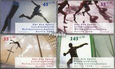BRD (BR.Duitsland) 2727-2730 postfris 2009 Atletiek-WM in Berlijn