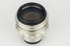 Carl Zeiss Jena Biotar 75mm f1.5 Vintage Manual Lens With Exakta Mount