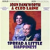 Spread a Little Happiness, & Cleo Laine,John Dankworth, Audio CD, New, FREE & FA