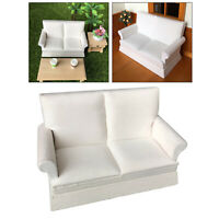 1Pc 1//12 Dollhouse Miniature Sofa Furniture Model Toys for Doll House DecoratRDR