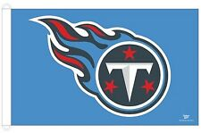 Tennessee Titans 3x5 House Flag [NEW] NFL Banner Sign Fan Wall Man Cave
