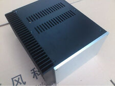 2515full Aluminum Preamplifier enclosure/amplifier chassis AMP BOX with heatsink