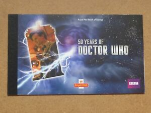 2013 DY6 50th Anniversary of Dr Who Prestige Booklet Complete  U/M