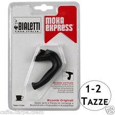 Bialetti Ricambi 1 manico per moka 1 o 2 tazze handle Griff für Mokka coffee
