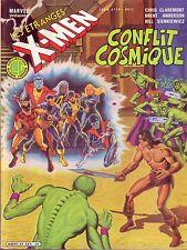 Les Etranges X-Men N°4 - Conflit cosmique - Lug 1983 - BE
