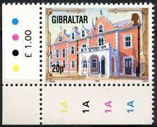 Gibraltar 1993-5 SG#700a 20p Architectural Heritage Definitive MNH #D99243