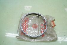 #2 Kawasaki NOS NEW 23006-024 Head Lamp Light Ring Rim H2 Mach IV 750 *2361
