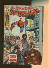 Amazing Spider-Man 99 VG/FN 5.0 *1* Panic in the Prison by Stan Lee & Gil Kane!