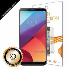 LG G6 Screen Protector 3x Anti-Glare Matte Cover Film Guard Shield Saver