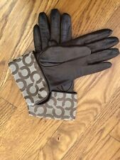 Coach Winter Gloves
