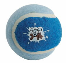 Rogz Pupz Tennis Ball Blue Medium