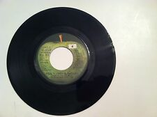 CLASSIC - PAUL & LINDA McCARTNEY - UNCLE ALBERT - 45 RPM  (ORIGINAL)    VG++