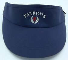 NFL New England Patriots Reebok Owners Collection Adjustable Fit Sun Visor NEW!