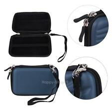 """Hard EVA PU Pouch Carrying Case Bag for 2.5"""" inch Portable HDD Hard Drive Disk"""