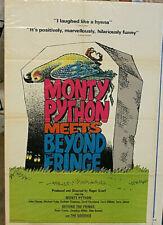 ORIGINAL MOVIE MONTY PYTHON MEETS BEYOND THE FRINGE 1sh '76