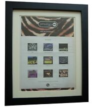 PRODIGY+Charly+Space+Poison+POSTER+AD+RARE ORIGINAL 1996+FRAMED+FAST GLOBAL SHIP