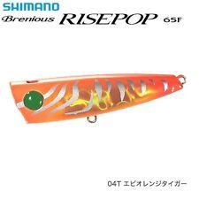 1 x Shimano Brenious Risepop 65F OP-165NE-04T Bubble Chamber Popper Lure
