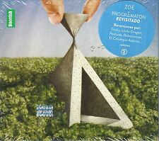 Zoe Programation Revisitado CD Caja De Carton New Sealed Leon Larregui