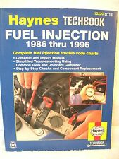 Haynes Techbook Fuel Injection 1986-1996 (1997, Paperback)