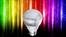 Remote Control Colour Changing & STATIC LED Light Bulb Bayonet Cap B22 UK SELLER