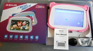 """Android Kids Tablet 9.0 7"""" HD Learning,QuadCore,2GB RAM 16GB ROM Parental Ctrl"""